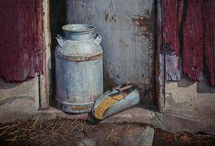 Grain Scoop by John Whalley