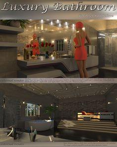 AJ Luxury Bathroom