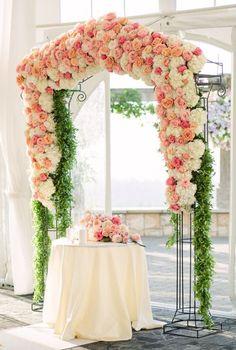 Wedding ceremony idea; Photo: Jinda Photography