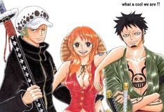 #Zoro #Roronoa #Nami #Trafalgar #Law #ONEPIECE #pirate #heart #mugiwara #strawhat #crossdress