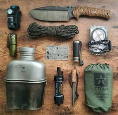 Bushcraft Kit, Bushcraft Camping, Camping Survival, Camping Gear, Ariadne Diaz, Surviving In The Wild, Survival Shelter, Camping Equipment, Tactical Gear