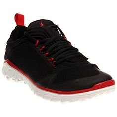reputable site 87bca c9158 Nike Jordan Mens Jordan Flight Flex Trainer Training Shoe BlackGym RedWhite Training  Shoe 10 Men US