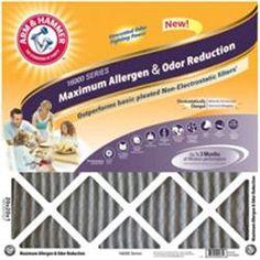 Tier1 18x25x1 Merv 11 Pleated Ultra Allergen AC Furnace Air Filter 6 Pack