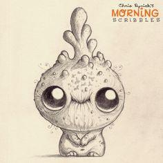 Morning+Scribbles+#219