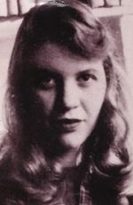 Sylvia Plath ( #SylviaPlath ) - an American poet, novelist, and short-story writer who is credited with advancing the genre of confessional poetry and is best known for her two published collections, The Colossus and Other Poems, and Ariel - born on Thursday, October 27th, 1932 in Boston, Massachusetts, United States