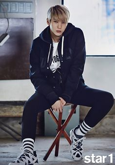 VIXX Leo & Ravi for @star1′s February issue '16