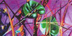 """Mangle"" by Barney Ortiz"