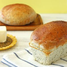 Tons of bread machine recipes