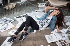 Exclusive! Selena Gomez Dishes on Designing Her Very First Adidas Neo Collection | TeenVogue.com