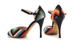 Oh God... LOVE Zigzag Multicolores
