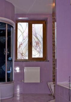 Элементы интерьера ручной работы. витражи в окно-цветение сумерек. студия Преображение. Интернет-магазин Ярмарка Мастеров. Окно