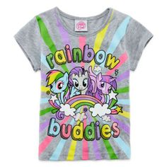 My Little Pony Graphic Tee - Toddler Girls 2t-4t  found at @JCPenney