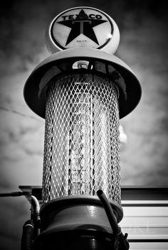 Old Texaco Gas Pump,