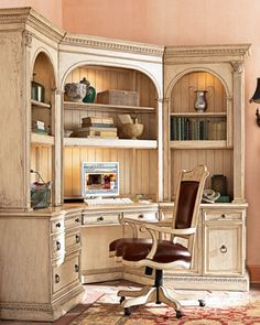 Corner Office Furniture - Horchow
