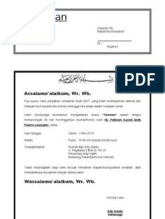 UNDANGAN TAHLIL PDF MERGE DOWNLOAD