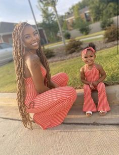 Mommy Daughter Pictures, Mother Daughter Outfits, Mom Daughter, Cardi B Clothes, Black Girls Videos, Pretty Pregnant, Future Mom, Future Goals, Light Skin Girls