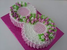 Comments in Topic Deco Cupcake, Cupcake Cakes, Cupcakes, Cake Icing, Buttercream Cake, Pretty Cakes, Beautiful Cakes, Fantasy Cake, Cake Shapes