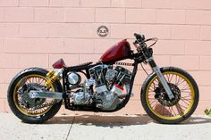 Church of Choppers Bike Builds | Hammer of God 76 FLH built by Church of Choppers - Jeff Wright of U.S ...