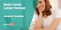 Read about the cover letter format and how to write an effective letter to get…