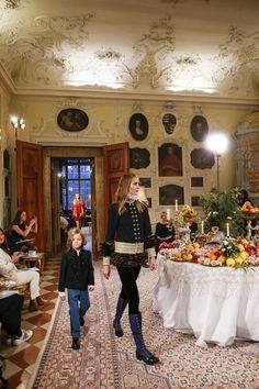 Chanel Métiers d'Art Show, Salzburg