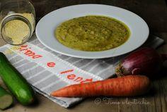 Ecco come preparare la zuppa veloce di miglio Ogni tanto una zuppetta sana senza glutine e confortante mette tutti d'accordo