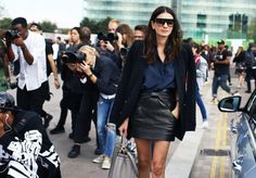 Street Style: London Fashion Week Spring 2015 — Vogue