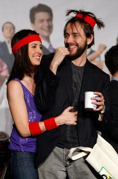 Alison Brie &Vincent Kartheiser