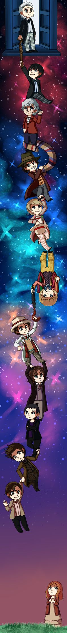 Trust Me: Im the Doctor by Hokutochan15.deviantart.com on @deviantART