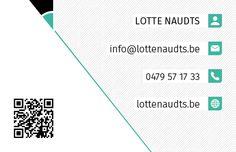 VISITEKAARTJE2 #lottenaudtsgraphicdesign