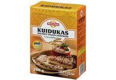 Kuidukas Kolmen Viljan Leseseos 500 g Bread, Food, Brot, Essen, Baking, Meals, Breads, Buns, Yemek