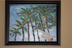 Dancing Palm Trees