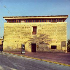 Torre vieja de Alguazas. Murcia. Llamada por los lugareños Torre de los moros