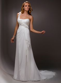 Large View of the Radience Bridal Gown