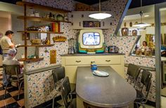 50's Prime Time Cafe Review.  We dined here last trip, loved it, very cute, felt like I was eating at home with family.  Waiter called my husband Papa, shamed him for not finishing his vegetables - ha ha- very cute.