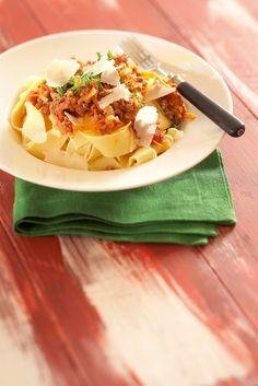 Bolognesekastike | K-Ruoka #pasta