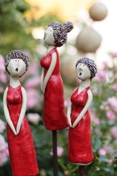 Gartenkeramik GardenGirls Mehr