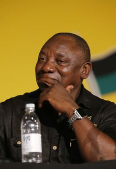 Cyril Ramaphosa will become South Africa's deputy president and will be tasked with managing Africa's biggest economy and putting a 20-year government plan into action following May 7 elections, according to two people familiar with the plans of South Africa's ruling party.  Click here for the full story: http://www.iol.co.za/business/news/zuma-to-choose-ramaphosa-as-deputy-1.1660620#.UyFtzx3wClg