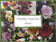 Monthly favourites – March – Rina Kay