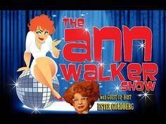 Ester Goldberg on THE ANN WALKER SHOW