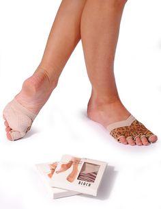 Modern Dance Shoe Bloch Dance Womens Soleil Foot Glove Contemporary