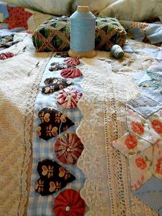 I love this quilt.  Heart Smiles and Blessings Facebook