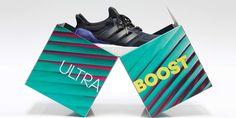 Adidas Ultra Boost — The Dieline - Branding & Packaging