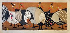 """""""Mini Guineas"""" by Lynita Shimizu (Baren Forum)"""