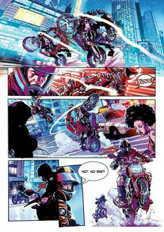 BMW is launching a new… wait for it… Comic book!