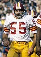 Washington Redskins over the hill gang | Chris Hanburger: The First Defensive Quarterback Finally Gets ...