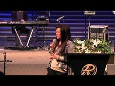 """▶ Kari Jobe - Teaching on Worship - YouTube """"practice worshipping together"""" """"I don't wanna be confined by my culture"""""""