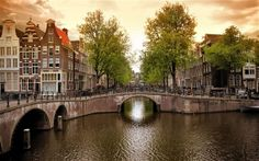 Amsterdam is one of those epic locations to visit on the European soil.