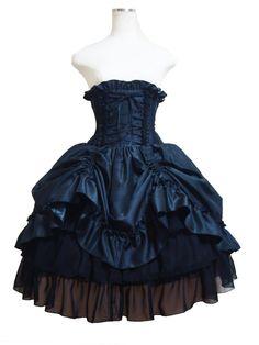 Atelier Pierrot Bustle Corset Skirt