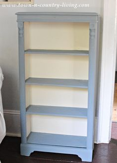 23 best painted bookshelves images paint painted bookcases rh pinterest com