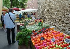 Outstanding Weekly Market at l'Isle sur la Sorgue